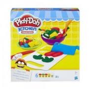 Детски комплект за готвене с пластелин Play Doh B9012, Hasbro, 5010993331833
