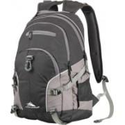 High Sierra Loop Laptop Backpack(Black, Grey)