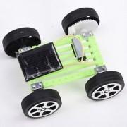 Tradico® TradicoBrand New Mini Plastic Solar Powered Motor Toy Set Car Educational Gadget Hobby Toys Hot