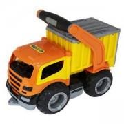 Детски камион, Контейнеровоз с дръжка, 411044