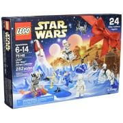 LEGO Star Wars 75146 Advent Calendar Building Kit (282 Piece)