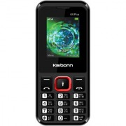 Karbonn K5 Plus Dual Sim/1800 mAh Battery/2.0 Inch Display Mobile/Camera/Wireless FM With Recording/ Auto Call Recording