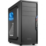 Carcasa PC Sharkoon VS4-W (4044951016044) , Turnul Midi , Micro ATX , Mini ITX , ATX , 7 sloturi