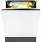 Zanussi ZDT21006FA Totalmente integrado 13cubiertos A+ lavavajilla