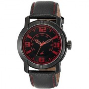 Fastrack Analog Black Dial Mens Watch - 3021NL01