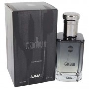 Ajmal Carbon Eau De Parfum Spray 3.4 oz / 100.55 mL Men's Fragrances 542183
