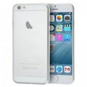 Husa de protectie Slim TPU pentru iPhone 6 Plus, Transparenta