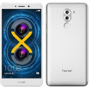 "Huawei Honor 6X 5.5"" IPS 12MP 4G LTE+32G Android 6.0 Smartphone-Silver"