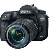 Canon EOS 7D MARK II + 18-135mm IS USM - 2 ANNI DI GARANZIA