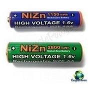 Acumulatori baterii reincarcabile AA 1,6v 2800mAh Ni-Zn