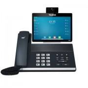 Yealink SIP VP-T49G telefono IP Nero Cornetta cablata LCD Wi-Fi