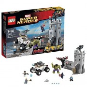 Lego Super Heroes The Hydra Fotress Smash
