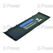 2-Power Laptopbatteri Dell 11.1v 4400mAh (312-1424)