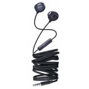 Casti Stereo Philips SHE2305BK/00, Microfon (Negru)
