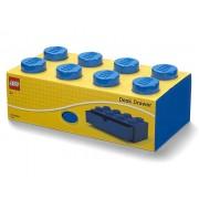 40211731 Sertar de birou LEGO 2x4 albastru