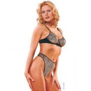 Set lenjerie sexy - Renate Gold M