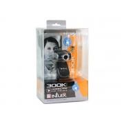 Webbkamera 300K med inbyggd mikrofon - Svart