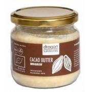 Unt de Cacao Raw Criollo Bio Dragon Superfoods 100gr