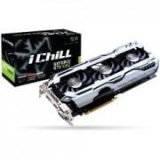 Inno3D Video Card GeForce GTX 1060 iChill X3 6GB GDDR5 192-bit Core 1556 Dual DVI+DP+HDMI HerculeZ