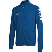 Bluza trening hummel Core Poly - copii albastru 116