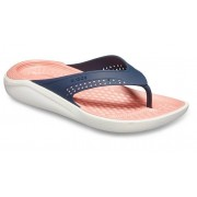 Crocs LiteRide™ TeenSlippers Unisex Navy / Melon 42