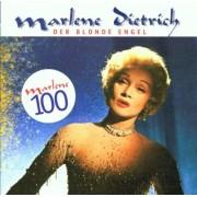 Marlene Dietrich - Der Blonde Engel/Marlene 100 - 25 Lieder - Preis vom 27.10.2020 05:58:10 h