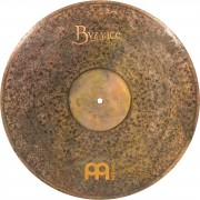 "Meinl Byzance Raw Bell Ride 20"", B20RBR, Dark Finish"