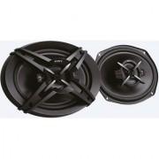 Sony XS-FB693E 3-Way Coaxial Car Speaker Set of 2 (Black)