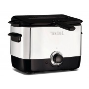 Tefal FF220040 Mini Deep Fryer - Stainless Steel