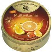 Cavendish & Harvey Multi Vitamine Zuurtjes 9 x 175 gram