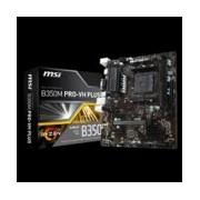 MB MSI B350M PRO-VH PLUS AMD S-AM4 RYZEN/2X DDR4 3200 OC MHZ/HDMI/VGA/USB 3.1/MICRO ATX/PC