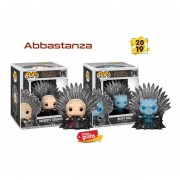 night king deanerys targaryen Funko pop game of thrones