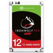 "HDD Seagate 12TB, Server IronWolf Pro, ST12000NE0007, 3.5"", SATA3, 7200RPM, 256MB, 60mj"