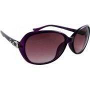 ELS Butterfly Sunglasses(Violet)