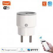 Inteligentná wifi zásuvka s meraním spotreby - Tuya Smart life