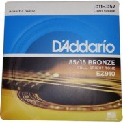 Daddario Acoustic 910 Guitar String (6 Strings)
