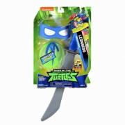 Testoasele Ninja - joc de rol Leonardo cu accesorii