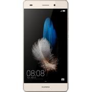 Huawei 51094219 p8lite smartphone (12,7 cm (5 inch) Display, 2 GB RAM, 16 GB, microSD, LTE, 7,7 mm, Dual SIM, Android 5.0) Goud