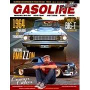 Tidningen Gasoline Magazine 4 nummer