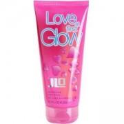 Дамски парфюмиран лосион за тяло Jennifer Lopez Love at First Glow, 200 мл.