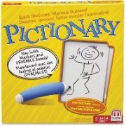 Mattel Pictionary DKD47