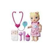 Boneca Baby Alive Cuida De Mim Loira R.C2691 Hasbro