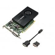 VGA PNY nVIDIA QUADRO K2200 4GB GDDR5 PCIe 16x 1DVI/2DP