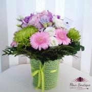 "Aranjament floral ""Diafan"""