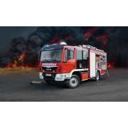 Revell Schlingmann HLF 20 (MAN TGM Euro 6) 1:24 kamion makett 7452