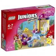 Lego juniors la carrozza del delfino di ariel 10723