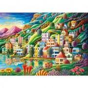 Puzzle Orasul Visului, 1000 Piese