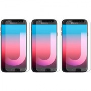 Deltakart Tempered Glass for Samsung Galaxy J7 Pro - Pack of 3