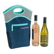 CampingazSand 2x Wine Tote - chladiaca taška na 2 fľaše vína