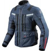 Revit Sand 3 Textil jacka Svart Blå XL